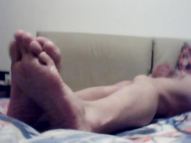 Rebecca cum with feet in your face Nude couple in caress
