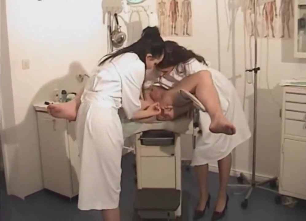 Two nurses and their patient Skiny erotic latina hairy pissy poc