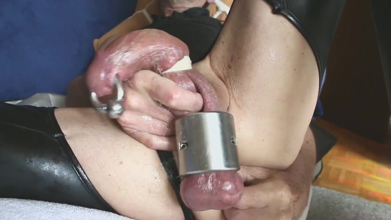 Fucking my ass deep with long toys and self fist. Is it good to be intimate during marriage separation