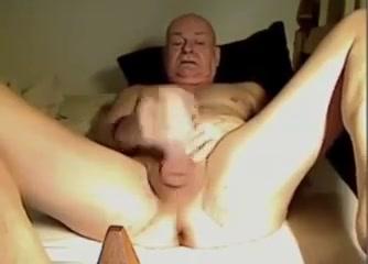 Older men masturbating hard Wetsuit style bikini