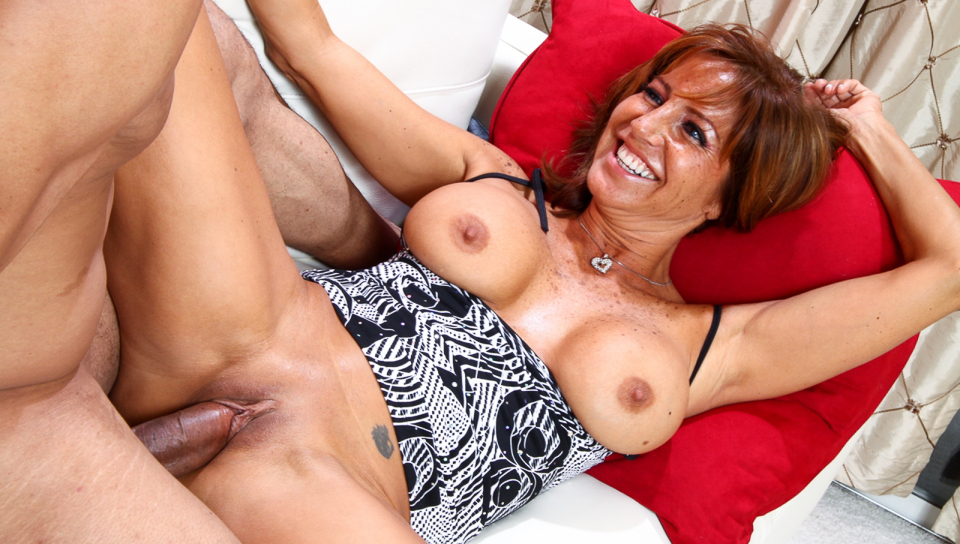 Busty horny housewives — pic 8