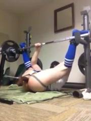 Boytoyslutboy femboy ass workout pt 2 Xx free porn