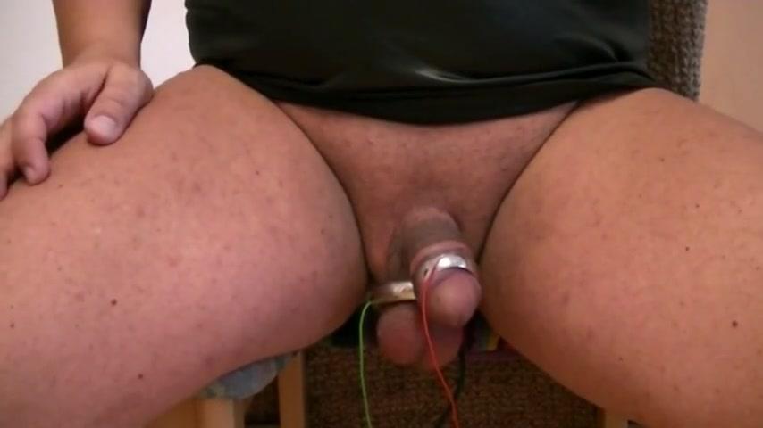 Electro estim fun 177 heavy fun Wife Forced To Suck Cock