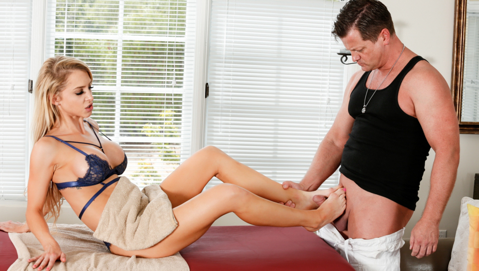 Eric Masterson & Alix Lynx in Honey, It Started As A Footjob: Part One - FantasyMassage moedling casting calls for mature women in raleigh nc
