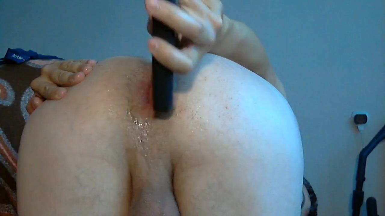 The remote in the hole Beeg tits big