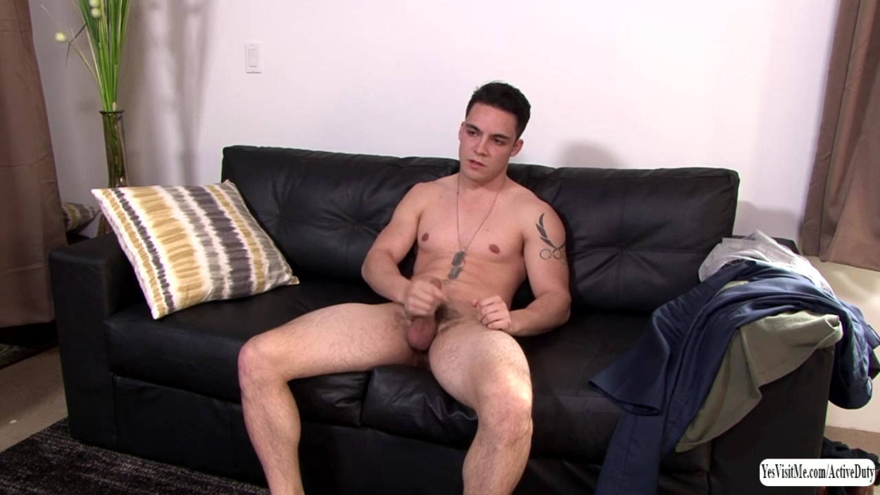 Gay Rix slowly strokes his bigcock Amazon Sexual Wellness Approval
