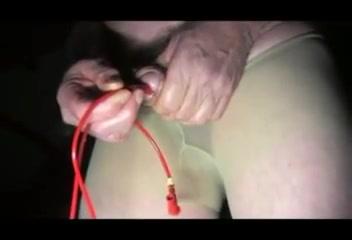 Crossdresser tranny sounding urethral pantyhose gay dildo juicy wet anal creampie sexy black bitch