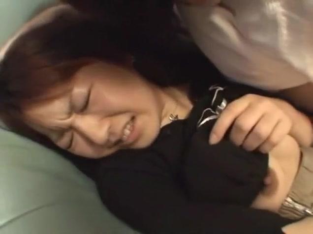 Amazing Japanese slut in Best Hairy, Lesbian JAV scene Hot ebony pussy