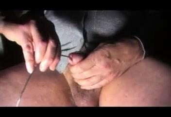 Ladyboy transvestite sounding urethral lingerie dildo gay Porn Mov Es