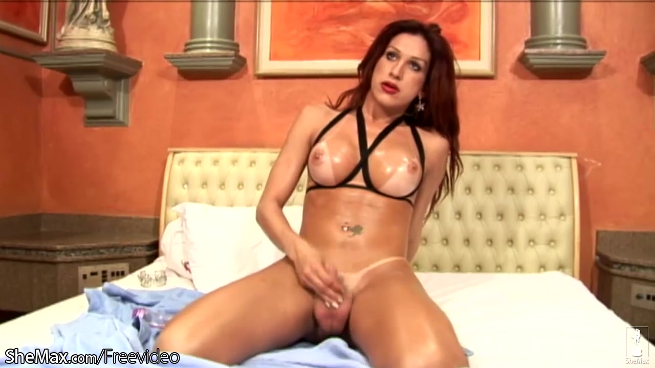Redhead shemale has huge balls full of cum but micro penis rebecca neuenswander nude movie