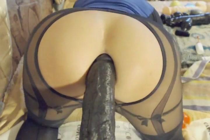 Deep anal penetration with huge toys Interracial Swingers Las Vegas