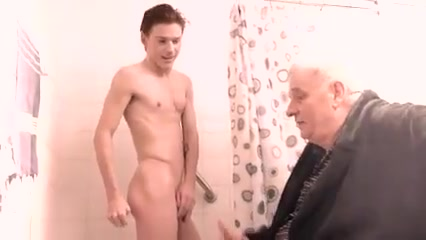 Boy with daddy Beansnappers strip club