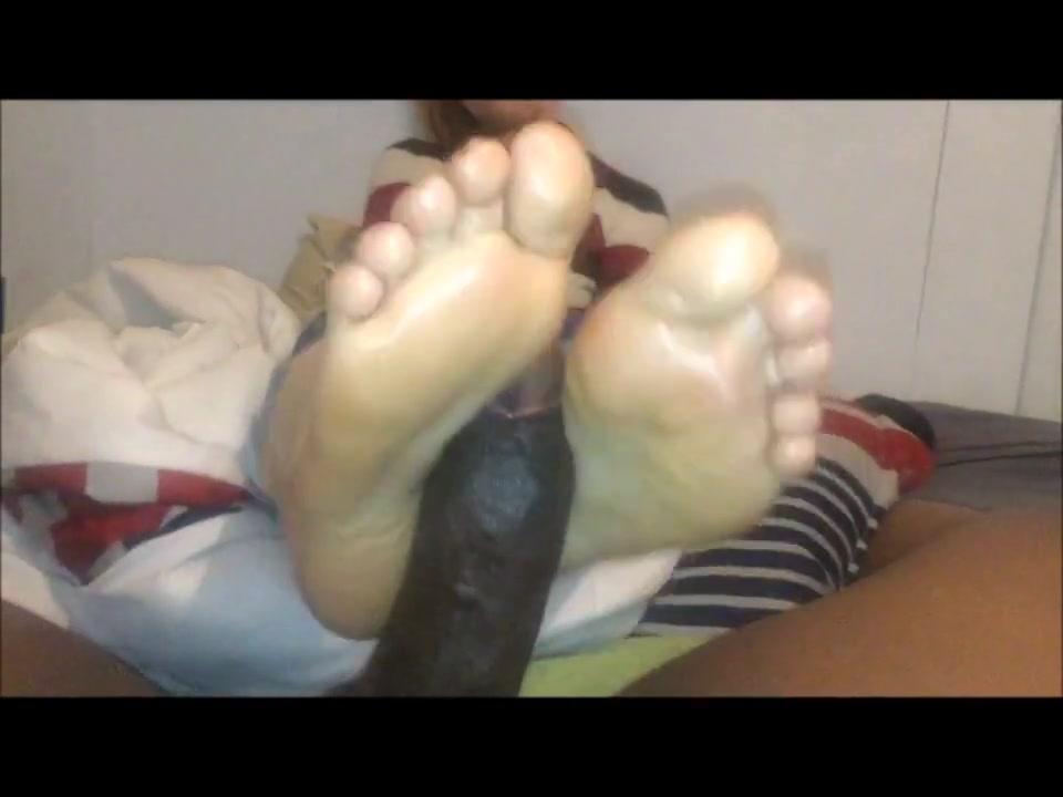 Milf country cowgirl tiny feet footjob