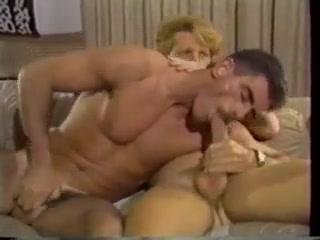 Classic dad and preppy blond lad Mature anal hamster