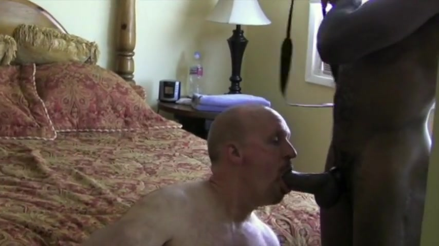 Ronnie fucked Grandma sucks huge cock