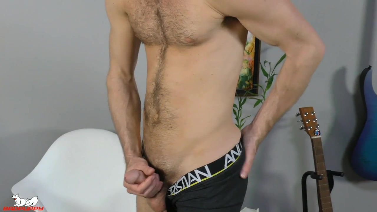 Furry cub Alex Hawk strokes his hard cock What is a swingers party