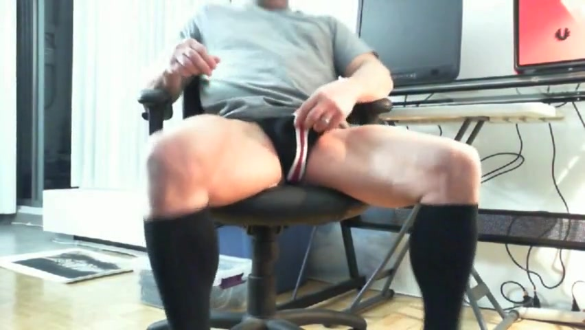 Wanking in black socks 7 44dd pictures