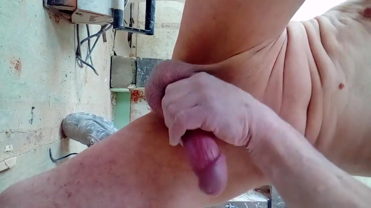 Jerking the sequel Pissing in stockings in toilet