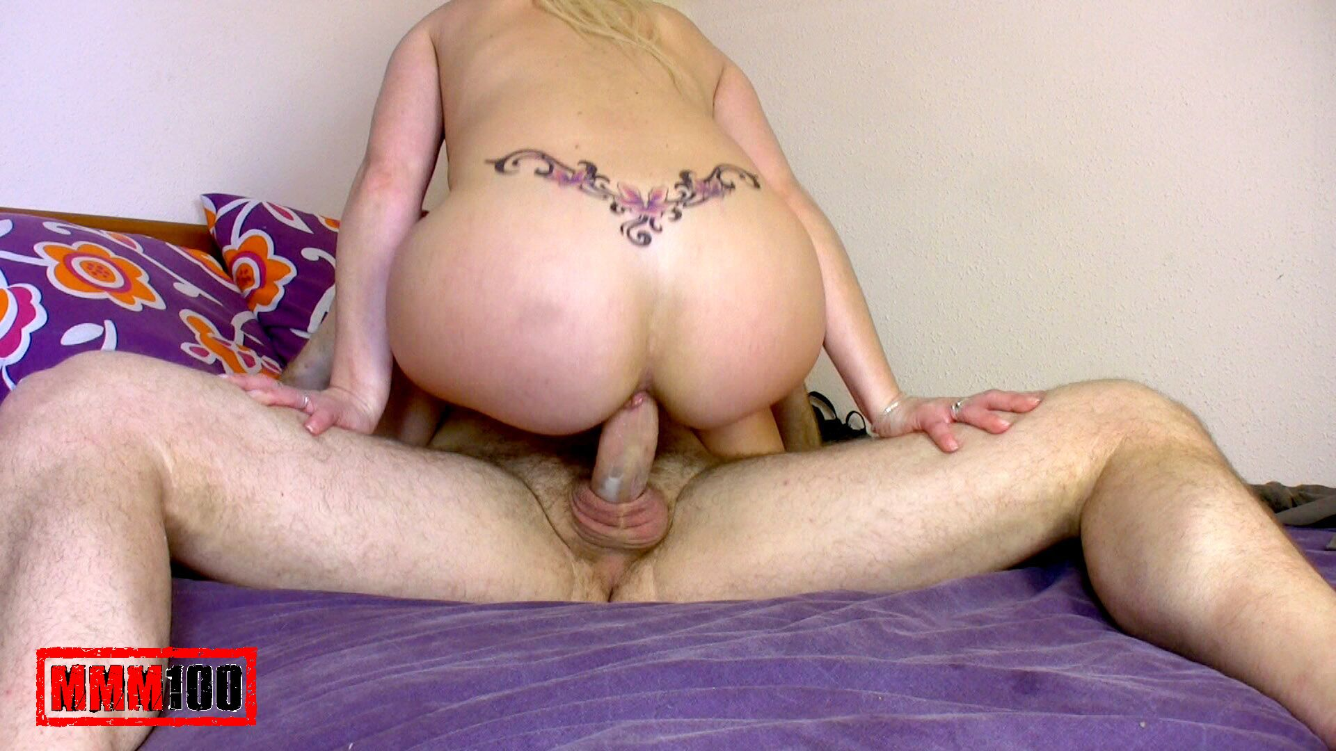Alexa Diamond & Terry in A Cock In The Ass For This 40 Slut - MMM100