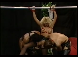 Vintage porn film with German MILFs fucking Taking Out The nOObs!