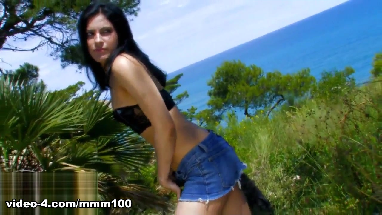 Vania Rodriguez in Pretty Petite Vania Rodriguez Removing Clothes  - MMM100