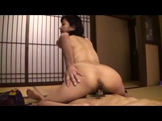 Mature bitches fucking in a hot Japanese porn