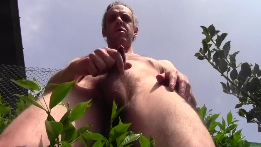 Huge cum shower outdoor naked in public amateur solo male Full german movie anal