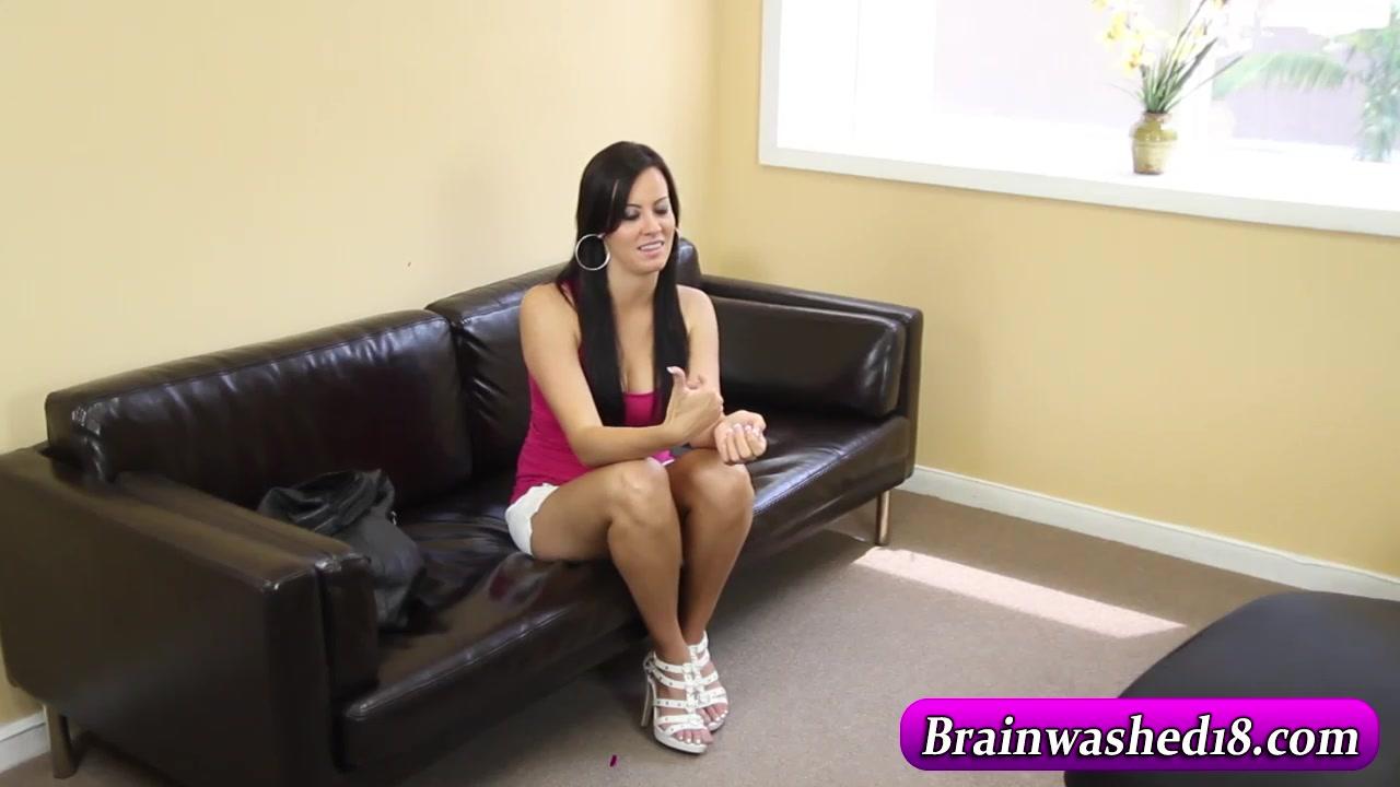 Masturbating brunette ###teen Bikini model sex bandi belle