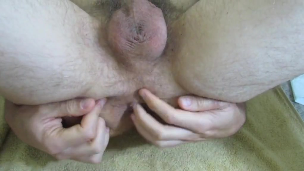 Anal fucking my big ass and milking until creamy ejaculation Mexican daddy
