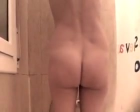 Real milf taking a shower Giselle Monet Videos