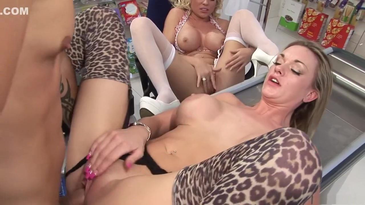 Hottest pornstars Paige Ashley and Cindy Behr in best big tits, blonde adult video