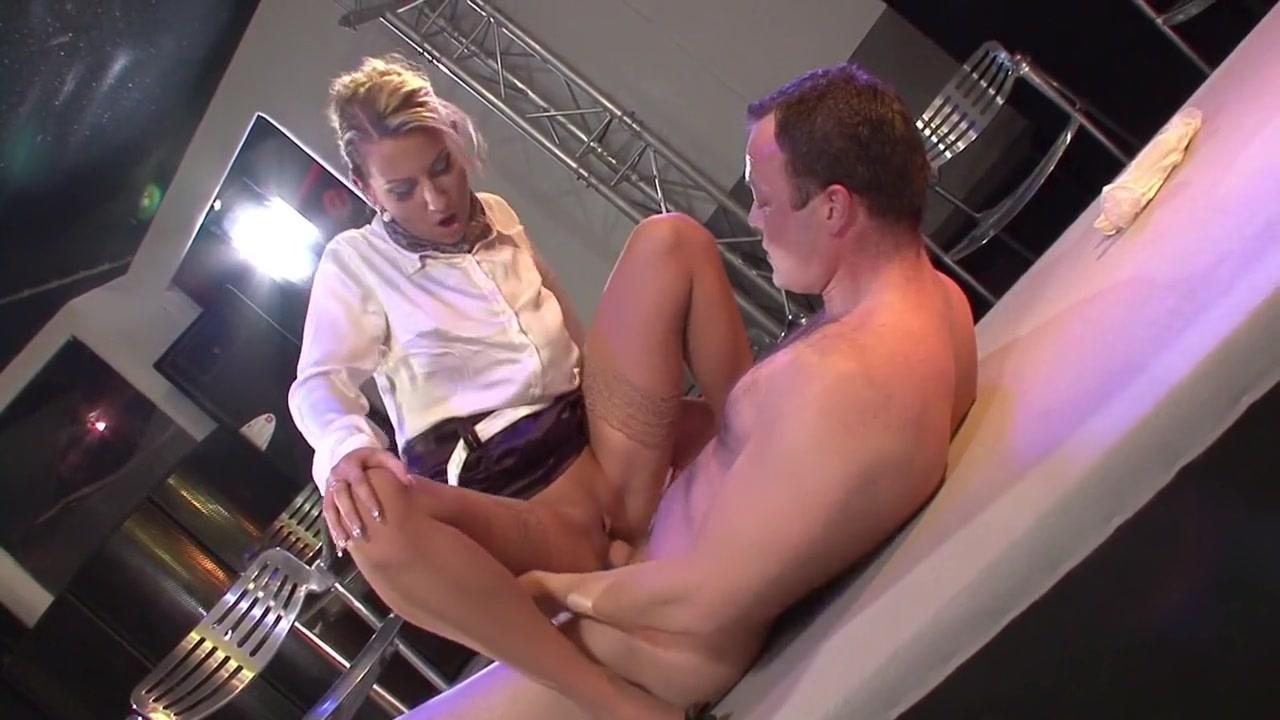 Best pornstar in horny european, blonde sex video