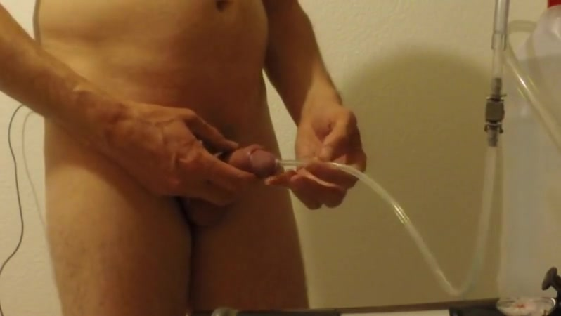 Catheter bladder fill and piss Most sexy pussy pics