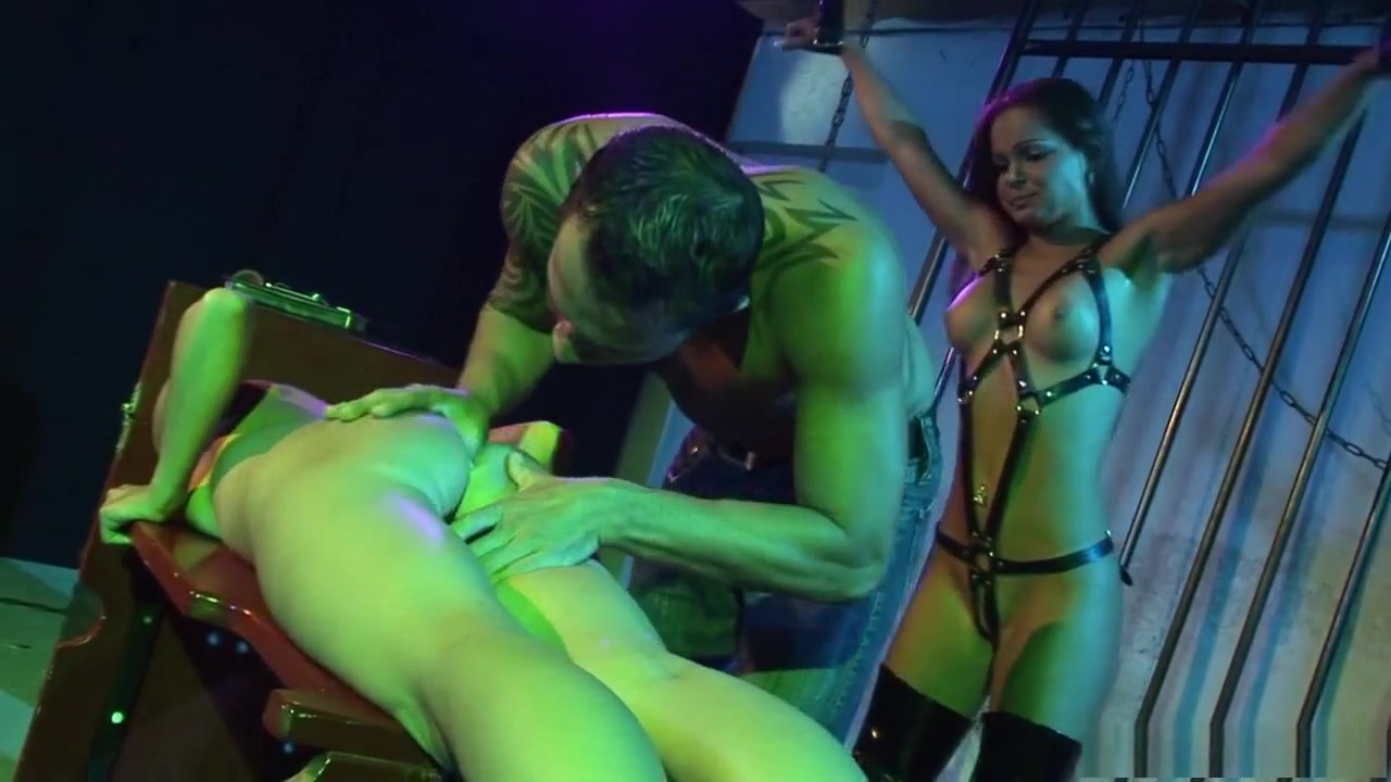 Best pornstars Janice King and Jenny Baby in amazing fetish, anal sex movie