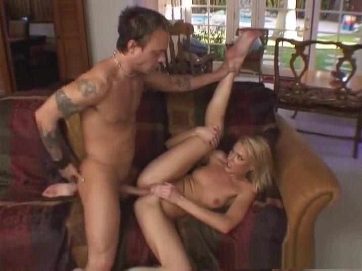 Crazy pornstar in fabulous blonde, facial sex scene