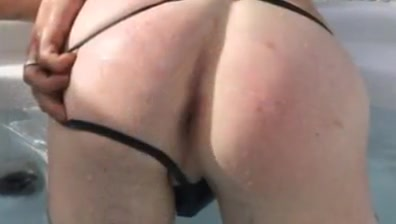 Buizdit and the hot tub free cam to cam masturbation