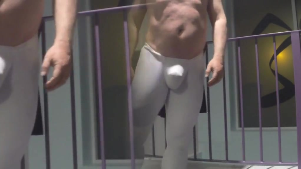 Spandex chaps a workout How to show a girl attention