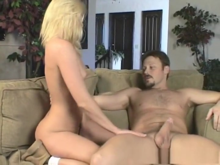 Horny pornstar Alexis Malone in fabulous facial, blonde xxx movie Sexy lingerie for boyfriend