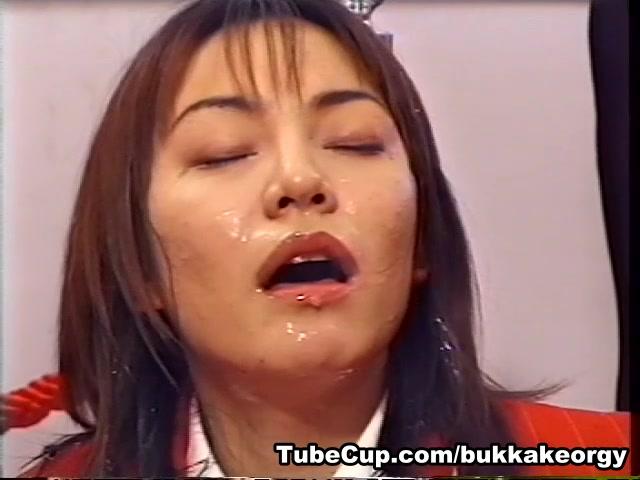 JapaneseBukkakeOrgy: Bukkake Summit 4