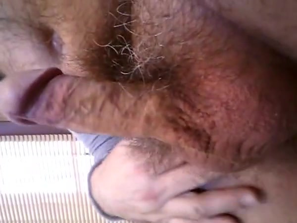 Jack off sweaty cock and balls Homemade Couple Sex Tube