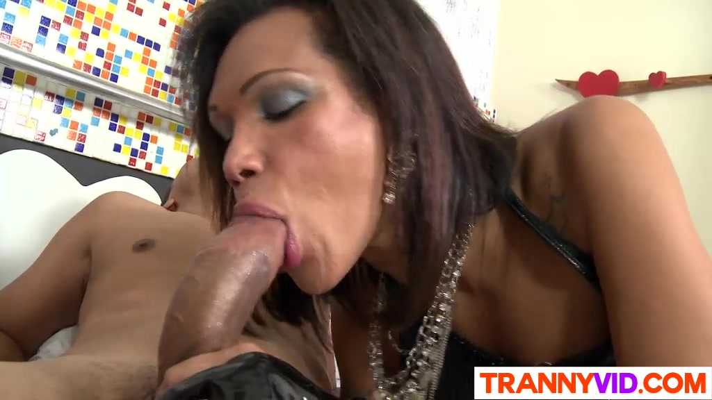 Sexy tranny is wild and ready Phat ass white women porn