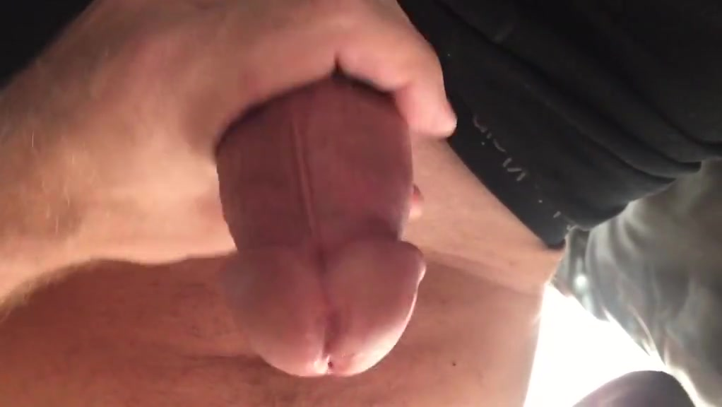 Big Cock Close Up edging and Cumshot Pretty face slow ass fuck gif
