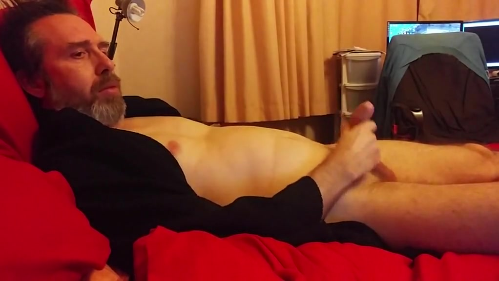 Home alone stroking and cumming Asian tits oops