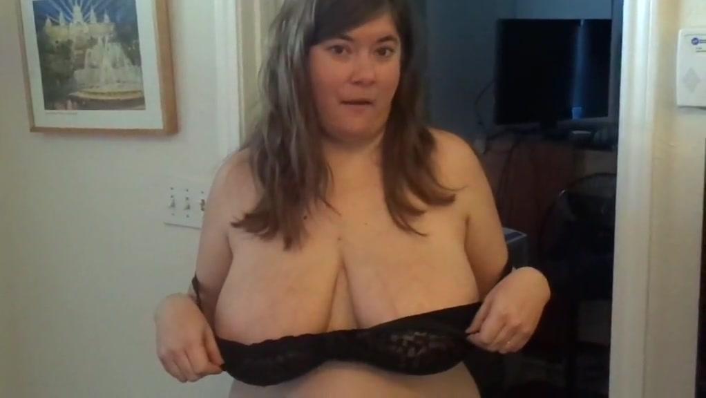 I like to make him cum on my big tits