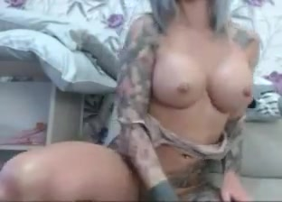 Tattooed milf women squirting orgasm videos