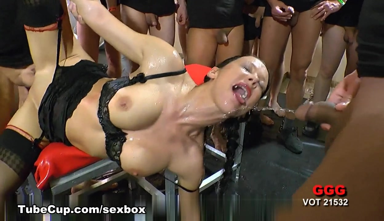 GggSexBox Video: Cum & Piss 040