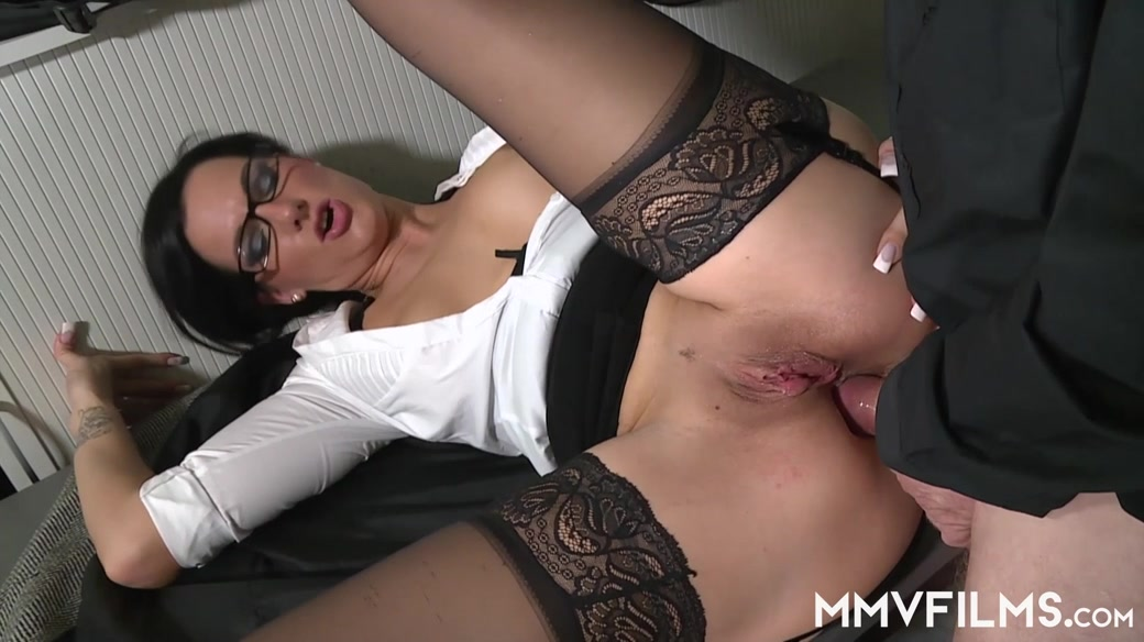 On A Hard Mission Mature huge tits milf first time.porn