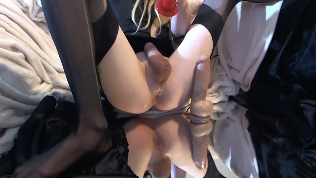 Crossdresser big cock cuban girl having sex video