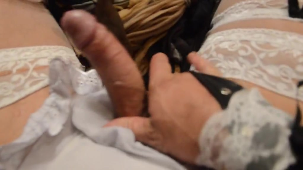 Sissy maid in white stockings adult xxx porn free