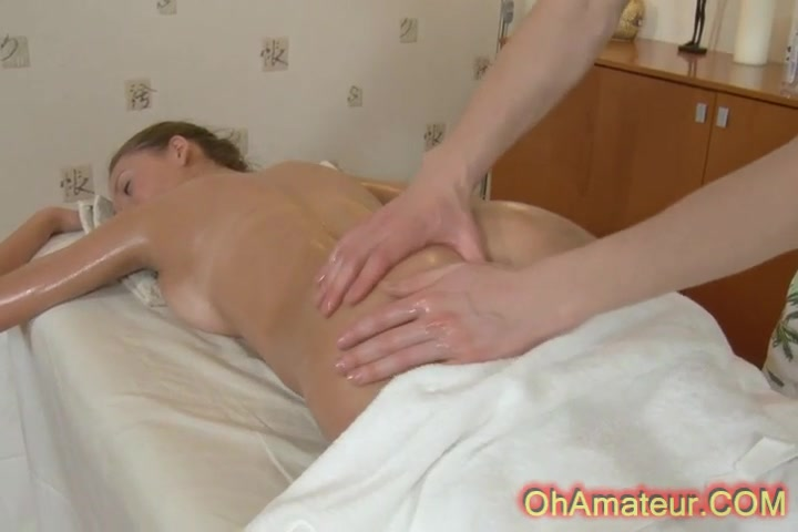 Super fine young blonde naked massage y ass doktorspiele mr